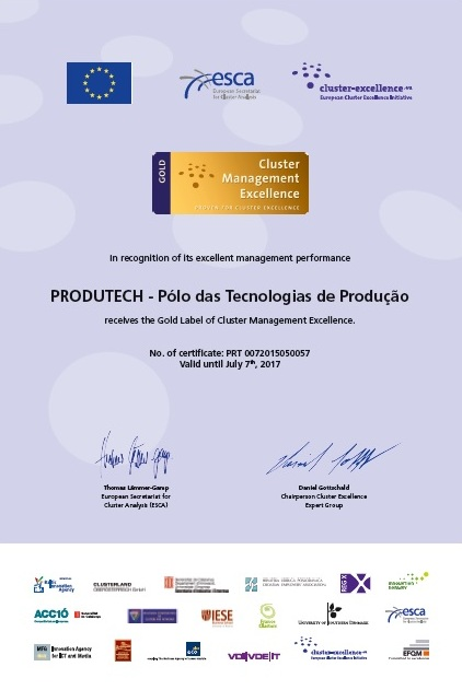 Certificacao Gold