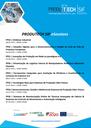 """""""Inovações da Produção em Rede no Paradigma 4.0"""" - PRODUTECH SIF eSession  – 22 June"""