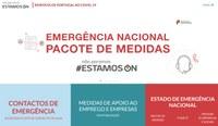 """""""Não paramos Estamos ON"""" - Portugal's response to COVID-19"""