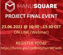 MANU-SQUARE Platform – A new digital platform for industry