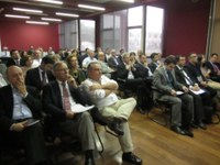 Presentation session of strategic studies to the Production Technologies Sector