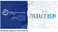 PRODUTECH establishes cooperation agreement with EIT Manufacturing CLC West