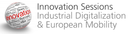 """PRODUTECH presents initiatives in the field of industry digitisation at the conference """"2nd Innovation Sessions: Industry Digitisation & European Mobility"""" in Brussels"""