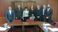PRODUTECH signs a letter of intent of collaboration with the Polish cluster CINNOMATECH