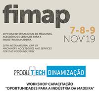PRODUTECH presente na Feira FIMAP – Feira Internacional de Máquinas, Acessórios e Serviços para a Indústria da Madeira