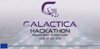 Inscrições abertas para o primeiro Hackathon do projeto GALACTICA com 50k€ em prémios