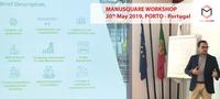 Nova plataforma para a geração de negócios apresentada em workshop MANUSQUARE
