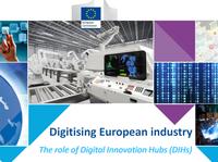 PRODUTECH apresenta, em Bruxelas, boas práticas no âmbito de Digital Innovation Hubs