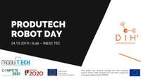 PRODUTECH ROBOT DAYS - 24 de Outubro, às 14:15, no iiLAB do INESC TEC