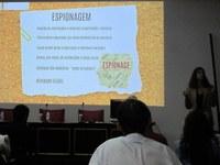 Realização do Workshop - Serviços de Informação de Segurança