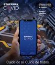 STAYAWAY COVID a App de alerta de risco de contágio